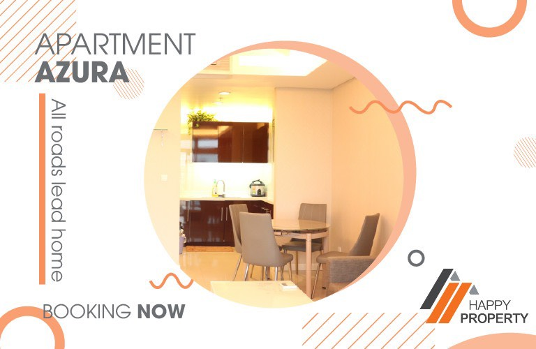 1 Bedrooms Peaceful Azura Apartment For Rent