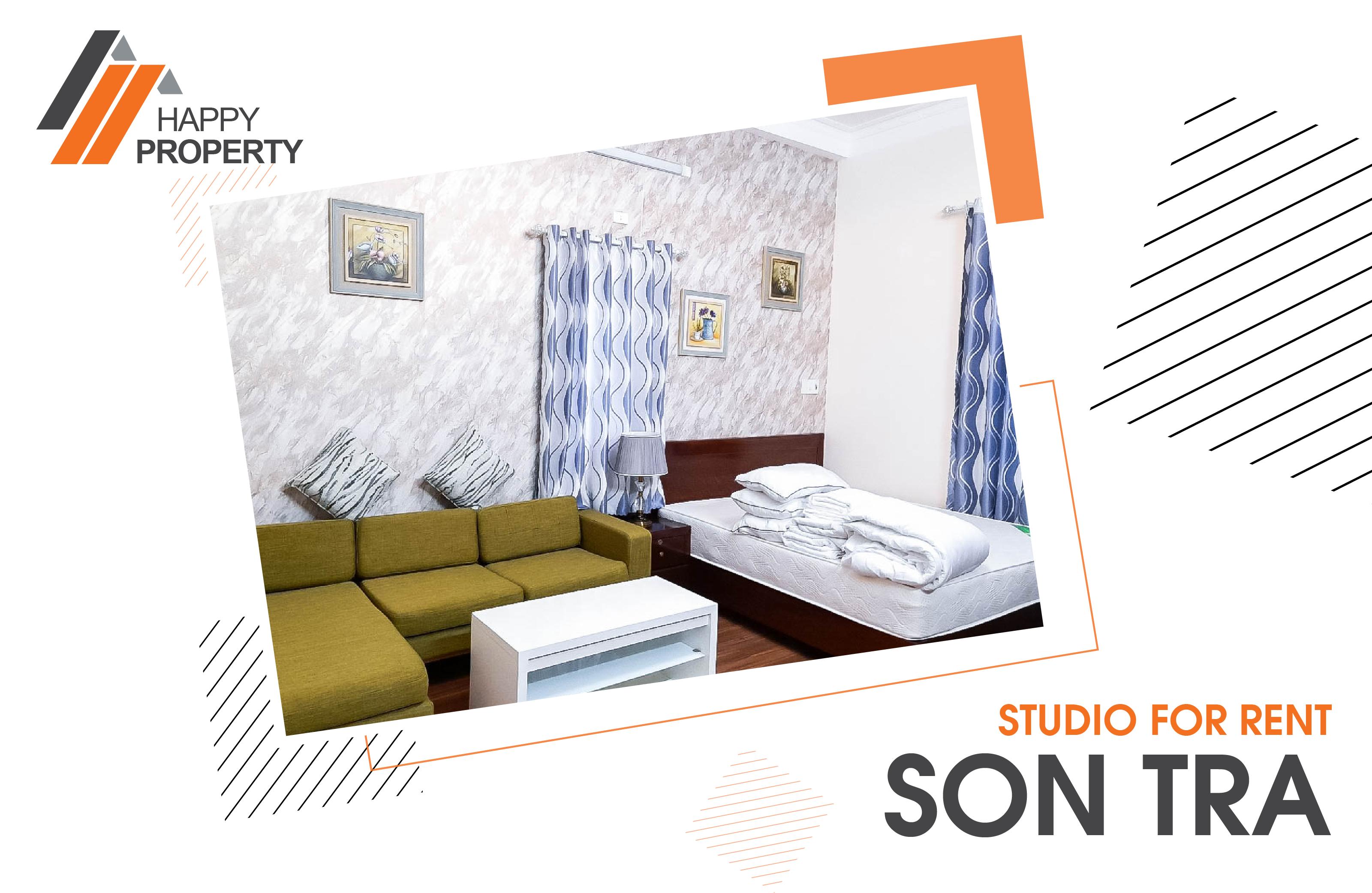 Simple Studio Apartment For Rent – ST05
