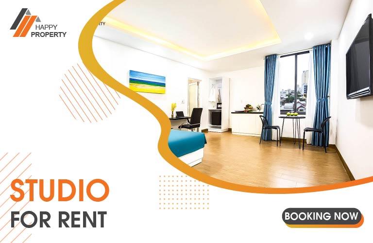 Cho Thuê Căn Hộ Studio Lyn's Apartment – ST09