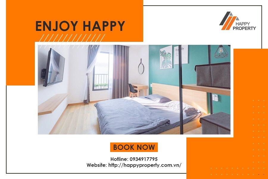 Cho Thuê Căn Hộ Studio Libra Apartment – ST24