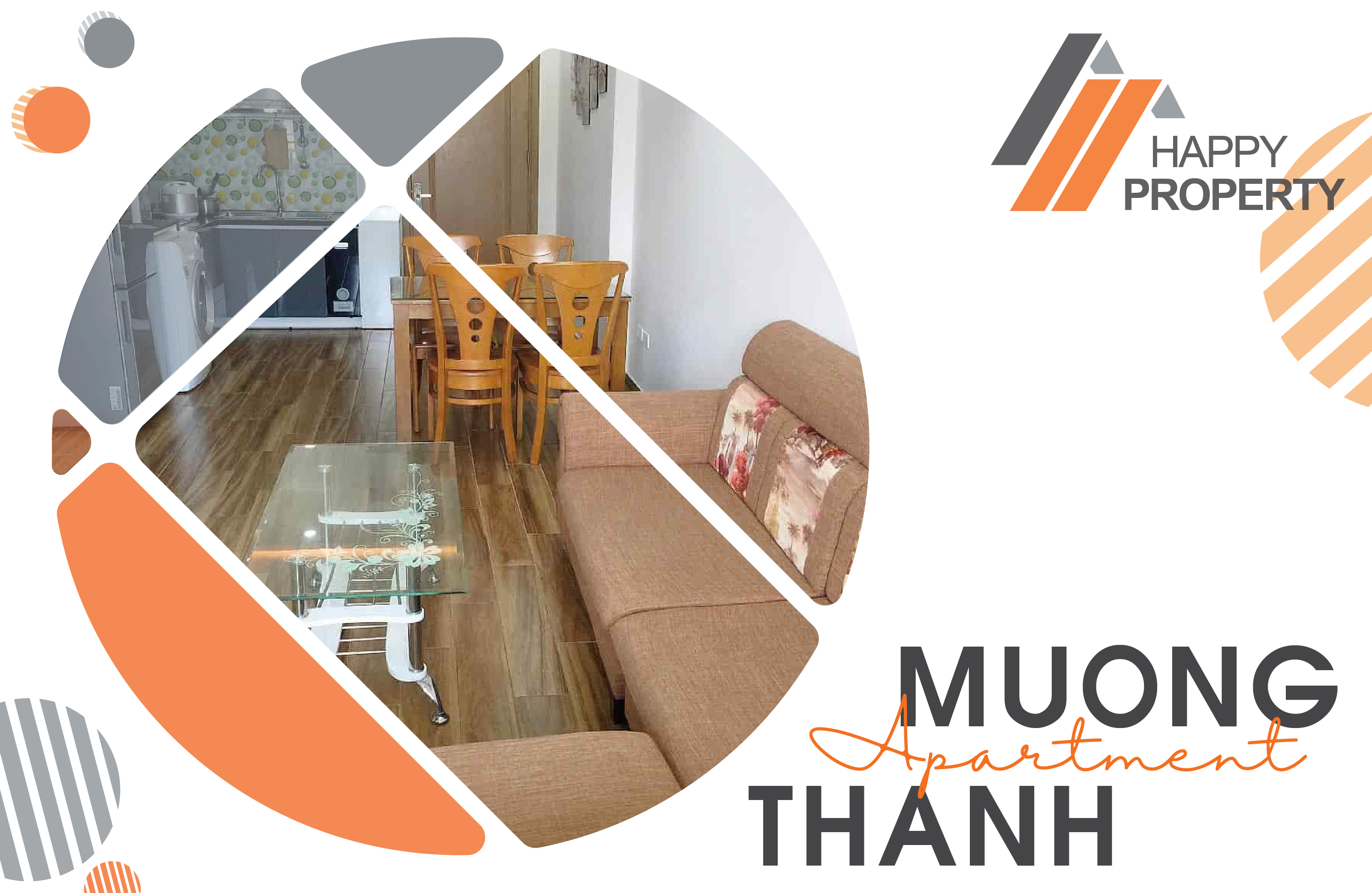 Elegant Muong Thanh Apartment For Rent – MTR23