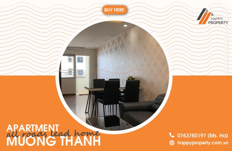 Cho Thuê Căn Hộ Cao Cấp Mường Thanh View Biển 2 Phòng Ngủ- MTR26