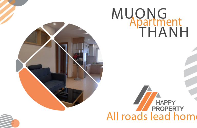 Classy Muong Thanh Apartment For Rent – MTR13