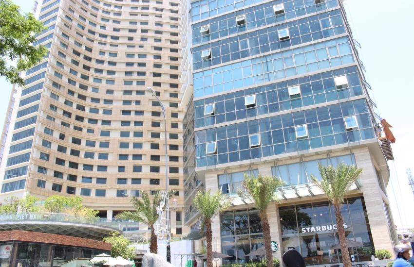 Hilton Bạch Đằng - văn phòng cho thuê Đà Nẵng