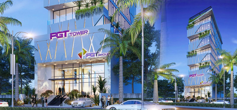 Tòa nhà Phú Gia Thịnh Tower