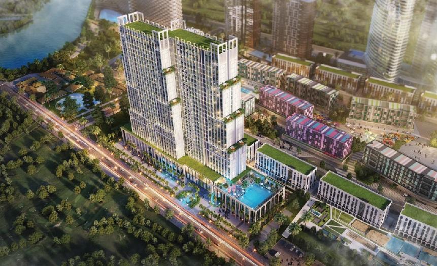 Golf View Luxury Apartment Da Nang